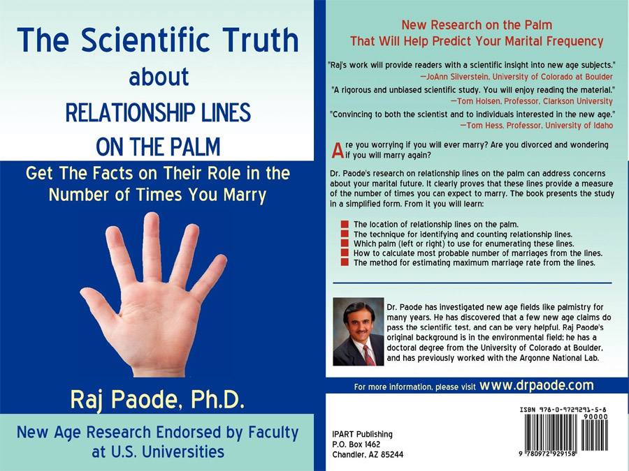 Marriage line palm reading: the scientific truth!