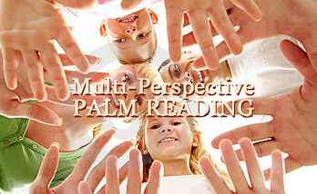 Multi-Perspective Palm reading online!
